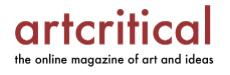 Artcritical Logo